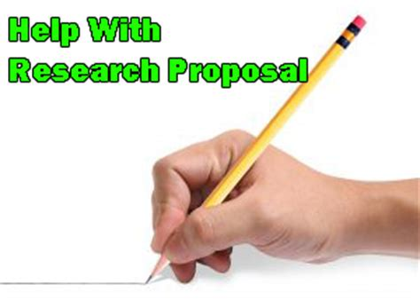 The research proposal - London Metropolitan University
